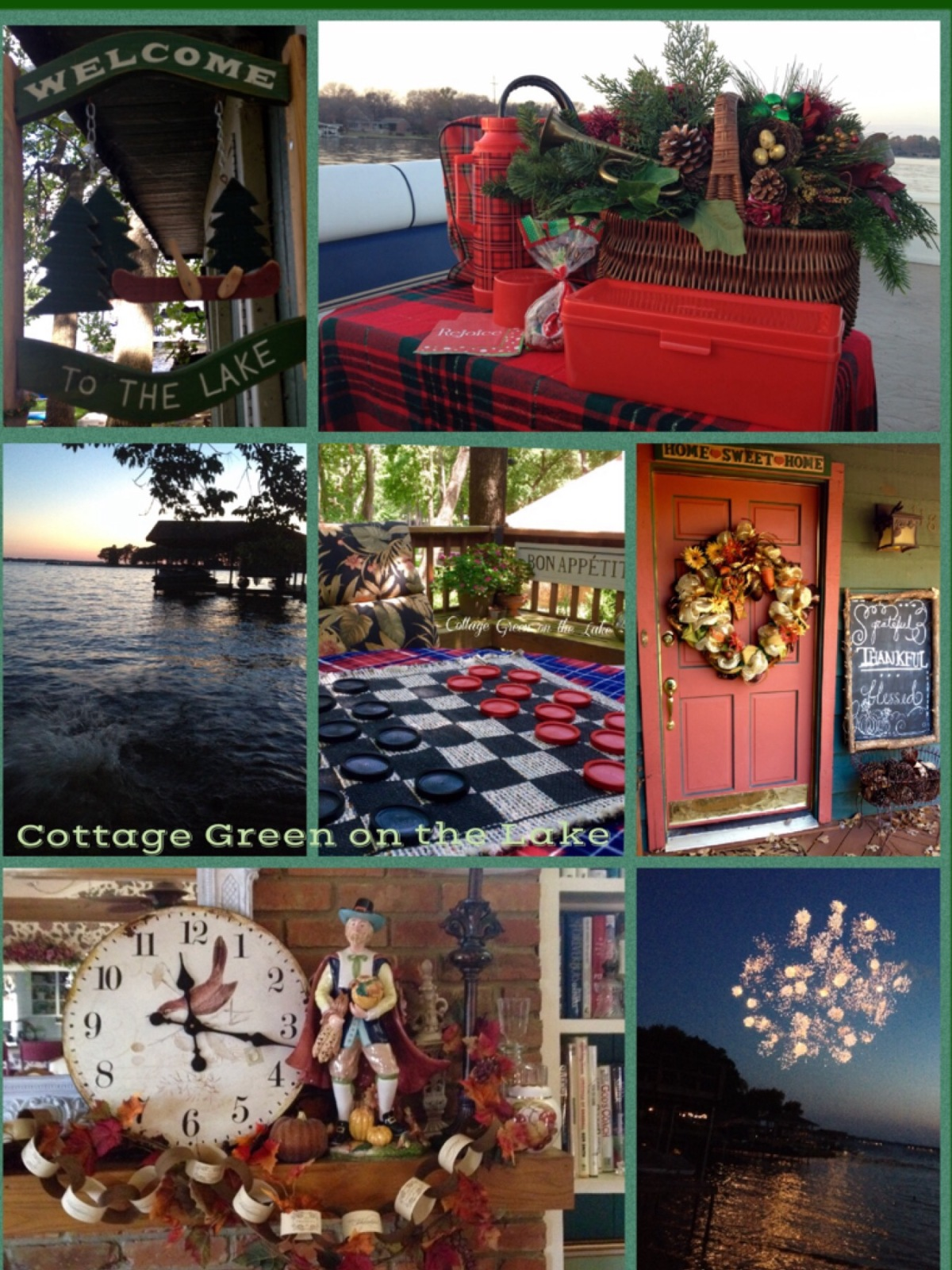 From My Cottage to Your's…