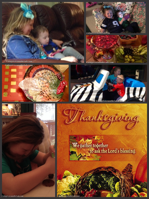 Our Week of Thanks-giving