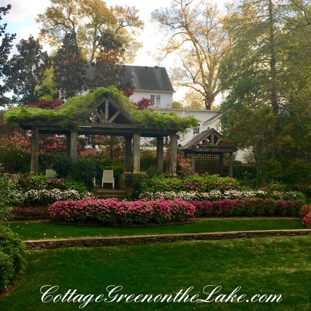 Azalea & Spring Flower Trail in Tyler, Texas