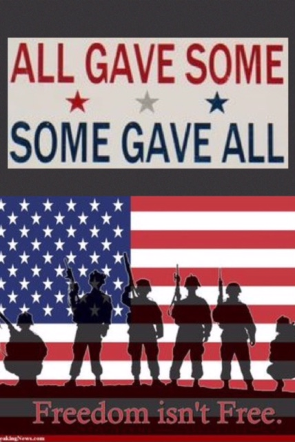 all gave freedom