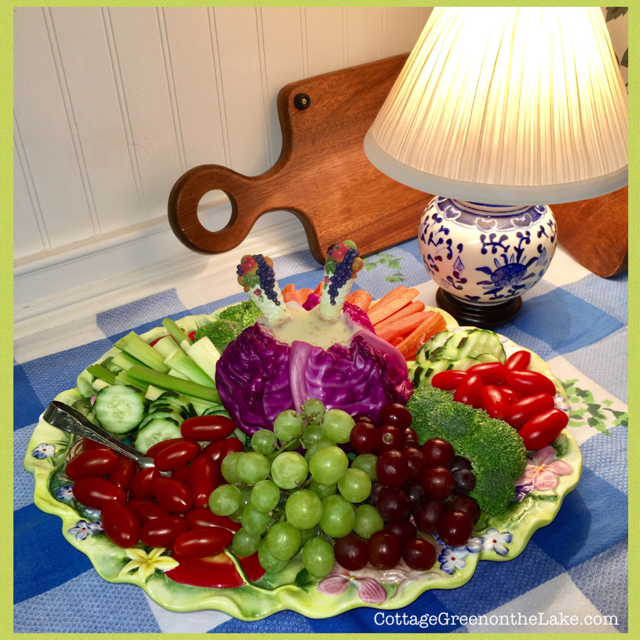 Creating Yummy Looking Party Tray's …………………… by Trenda