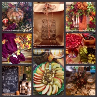 Thanksgiving Ideas, Tablescapes, Decorating Tips, DIY Projects and Recipes plus … Autumn in the Ozarks