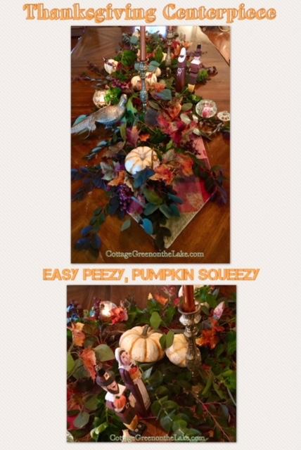 Thanksgiving Cpiece cover