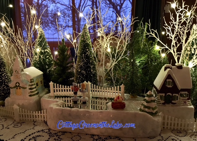 Winter Wonderland Tablescape …