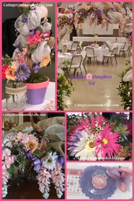 Spring Celebrations … DIY tips for making centerpieces